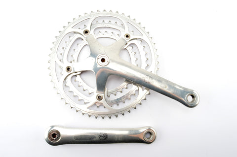 Campagnolo C-Record triple crankset with 32/42/52 teeth and 172.5 length from 1985/86