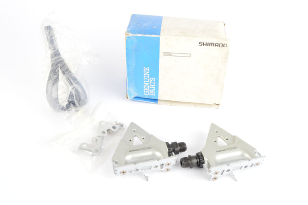 NEW Shimano 105 #PD-1055 Pedals with english threading from 1989 NOS/NIB