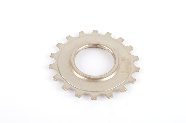 NEW Sachs Maillard #IY steel Freewheel Cog / threaded with 18 teeth from the 1980s - 90s NOS