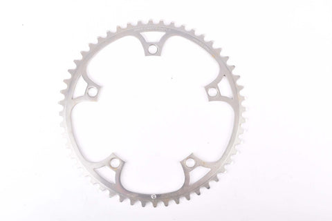 NOS Campagnolo Super Record #753/A Chainring in 52 teeth and 144 BCD from the 1970s - 80s