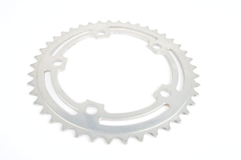 Aluminium 5 bolt Chainring 42 teeth with 118 BCD from 1980s