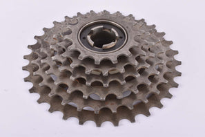 Suntour Alpha 6-speed Freewheel with 14-32 teeth and english thread from 1989