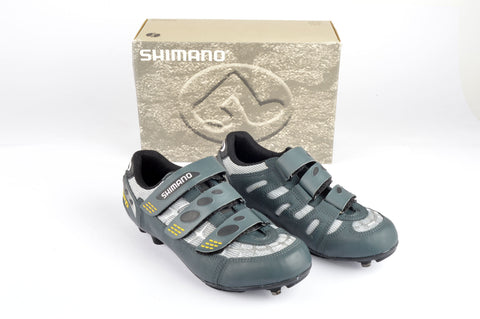 NEW Shimano #SH-M152 Cycle shoes with cleats in size 40 NOS/NIB