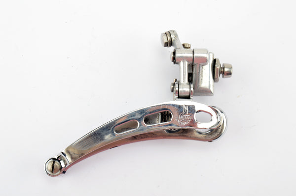 Campagnolo Record #1052/NT braze-on front derailleur from the 1970s - 80s