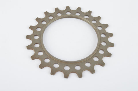 NOS Everest or Regina sprocket, threaded on inside, with 21 teeth