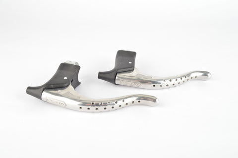NOS CLB Professionnel (polished) non-aero Brake Lever Set from the 1970s / 1980s