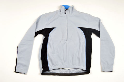 NEW Odlo Fleece Jacket with 1 Back Pocket in Size M