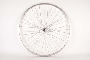 "NOS 28"" (700C) front wheelset with Ambrosio Super Elite Clincher Rim and Campagnolo front hub"