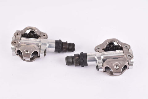 Shimano SPD #PD-M520 Clipless Pedals with english thread