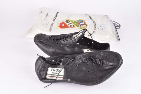 NOS Gios Cycle shoes with nailed cleats in size 40,5 from the 1980s