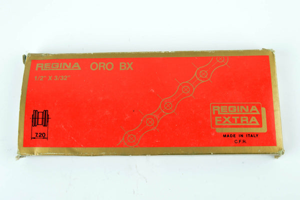 NEW Regina Ora BX Chain 1/2inch x 3/32 from the 80s NOS/NIB