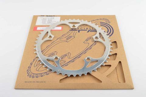 NEW Specialites TA Alize Chainring 49 teeth with 130 BCD from 2000s NOS/NIB