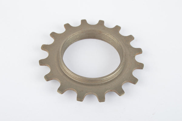 NOS Everest or Regina sprocket, threaded on in- and outside, with 16 teeth