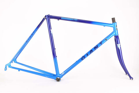 Giant Peloton Super-Lite frame in 52 cm (c-t) 50.5 cm (c-c) with CR-MO 4130 B.O.² tubing
