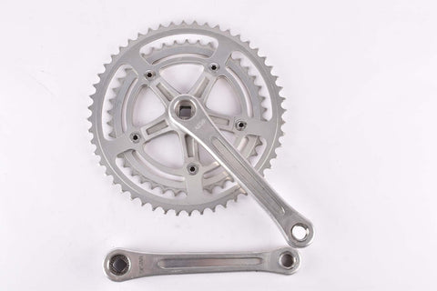 Sakae Ringyo (SR) Silstar crankset with 52/42 teeth and 170mm length from 1980