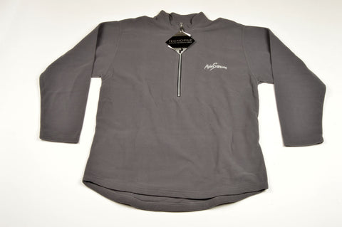 NEW Main Stream Activ Wear #F513 Fleece Jacket with 3 Back Pocket in Size XL