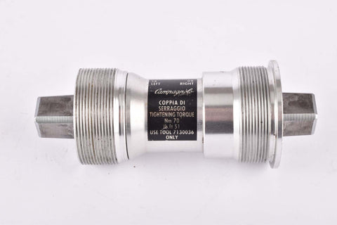 Campagnolo Chorus bottom bracket in 102mm with italian thread from the 2000s