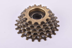 Regina ORO 6-speed Freewheel with 14-24 teeth from the 1970s - 80s