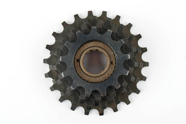 NOS Shimano 5-speed freewheel, 13-22 teeth, from the 1980s