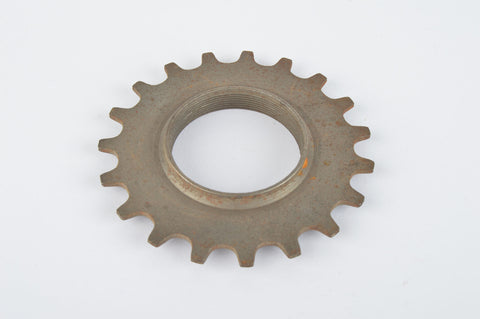 NOS Everest or Regina sprocket, threaded on in- and outside, with 19 teeth