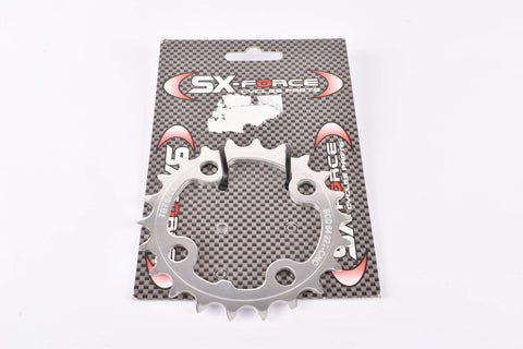 NOS SX-Force chainring with 22 teeth and 64 BCD from the 1990s