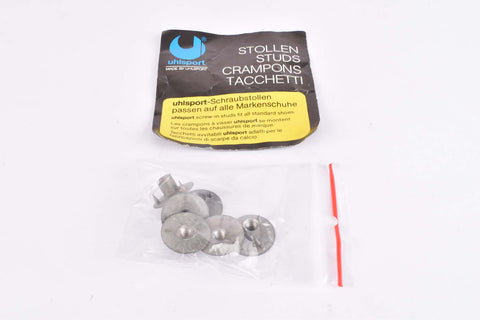 NOS Uhlsport threaded shoe stud set for screw on cleats
