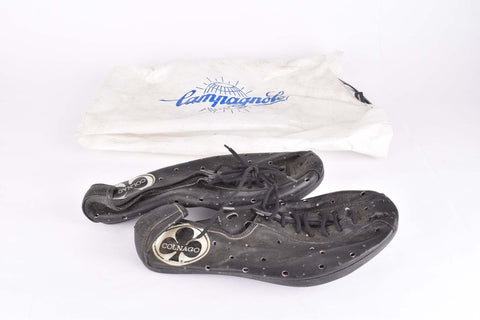 NOS Colnago Cycle shoes with adjustable cleats in size 40 from the 1980s