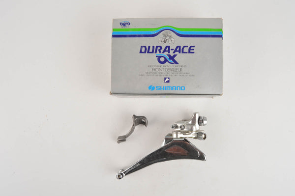 NEW Shimano Dura Ace AX #FD-7320 Braze-On Front Derailleur from 1982-1984 NOS/NIB