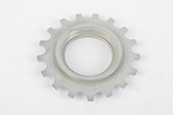 NEW Campagnolo Super Record #F-17 Aluminium Freewheel Cog with 17 teeth from the 1980s NOS