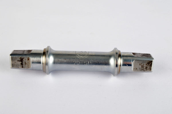 Campagnolo C-Record #70-SP Bottom Bracket Spindle in 111mm length from 1980s