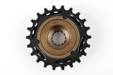 NEW Shimano 5-speed freewheel, 14-22 teeth, from the 1980s NOS