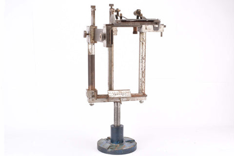 Ateliers J.Martin truing stand model Preciray  patent No. 672210 from the 1970s