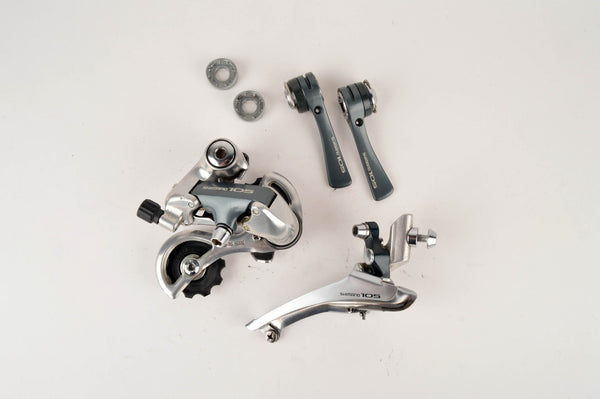 Shimano 105 #1050 #1051 gear shifting set from 1987/88