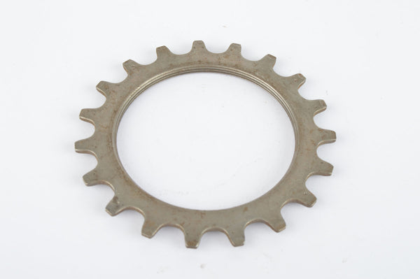 NOS Everest or Regina sprocket, threaded on inside, with 19 teeth