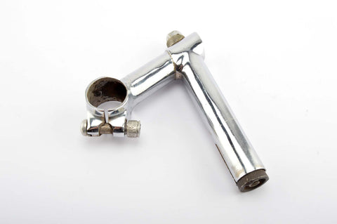 Titan chrome steel stem in size 70mm with 27.0mm bar clamp size from the 1960s - 80s