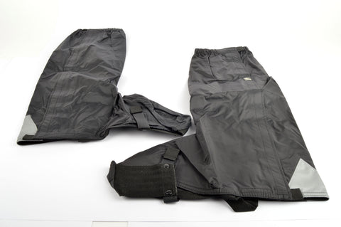 NEW Hock Gamas Cycling Gaiters Shoe Covers in Size M