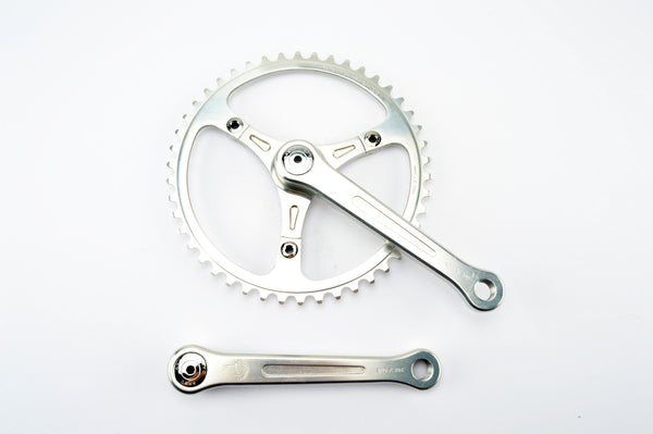NEW Campagnolo Gran Sport #3320 Cranksets with 46 teeth and 150 mm length from 1977 NOS