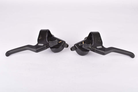 Shimano Deore LX #ST-M050 STI 7x3-speed Shifting brake lever set with from the 1990 / 1991