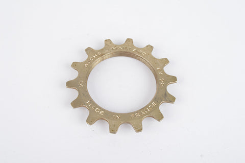 NOS Sachs Maillard #EY steel Freewheel Cog, threaded on inside, with 14 teeth from the 1980s - 1990s