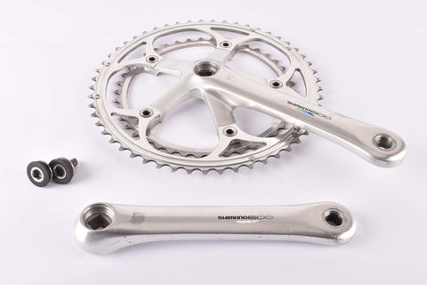 Shimano 600 Ultegra Tricolor #FC-6400 Crankset with 42/53 teeth and 170mm length from 1991