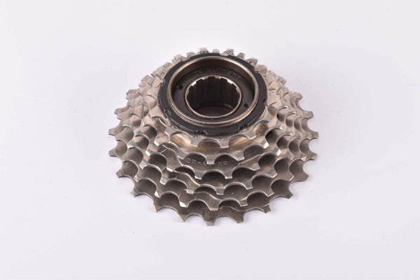 Shimano #MF-HG22 6 speed Freewheel with 13-24 teeth and english thread from  2001