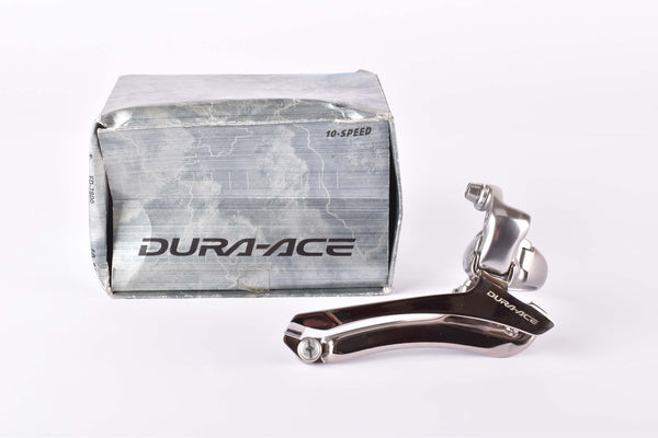 NOS Shimano Dura-Ace #FD-7800 clamp-on front derailleur from 2006 NIB