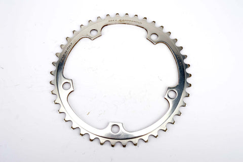 Campagnolo Chorus Chainring with 42 teeth and 135 BCD from the 1980s - 1990s