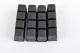 NEW Campagnolo Record #BR-RESR black replacement brake pads (4 pcs)