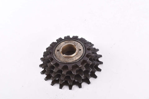 NOS GEM 5speed freewheel with 14-22 teeth and english thread