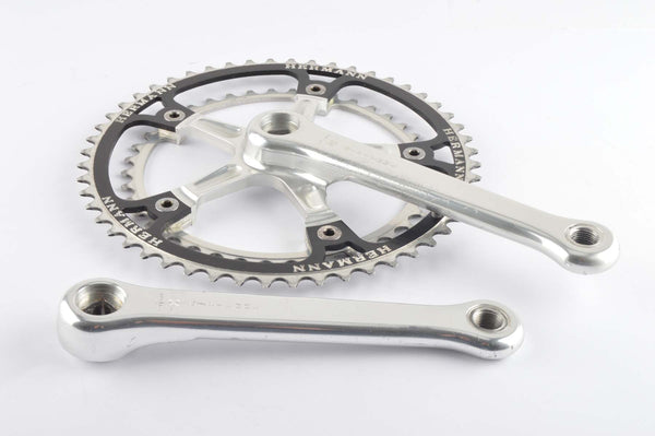 Gipiemme Crono Special #100 AA panto Hermann Crankset with 42/52 teeth and 172.5mm length from the 1980s
