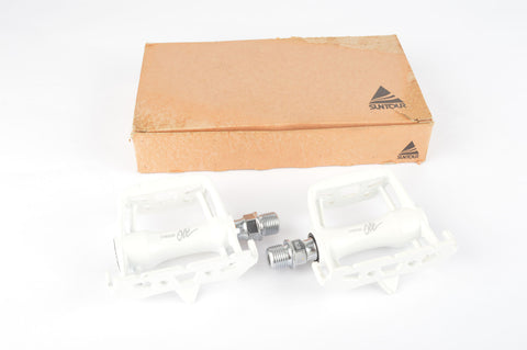 "NOS/NIB MKS Pedals (9/16""x20) out of  Suntour Olé Group, from the late 1980s"