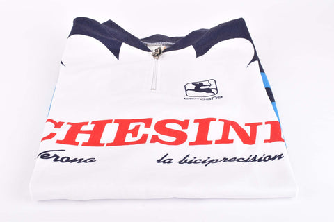 NOS Gabreiel Chesini Verona la Biciprecision jersey in size XL made by Giordana