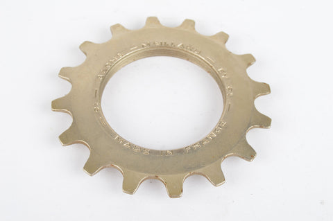 NOS Sachs Maillard #EY steel Freewheel Cog, threaded on inside, with 16 teeth from the 1980s - 1990s