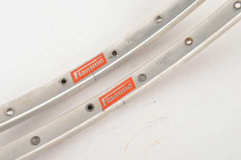 NEW Fiamme Industria Strada Tubular Rims 700c/622mm with 36 holes from the 1970-80s NOS